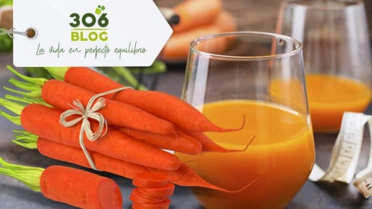 Jarabe de zanahoria, limón y miel para limpiar tus pulmones