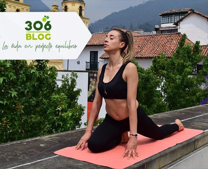 Conoce a Deisy nuestra instructora de Yoga