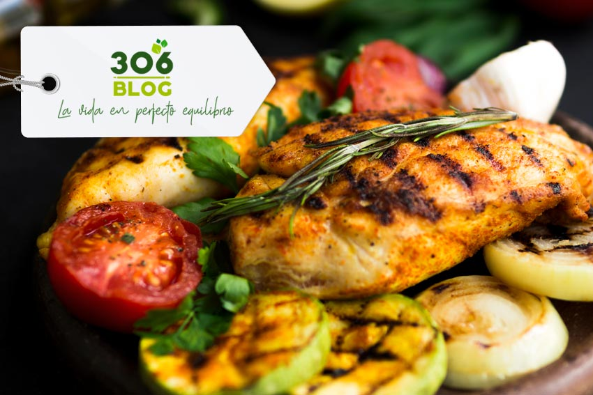 Receta saludable: Pollo a la Agave