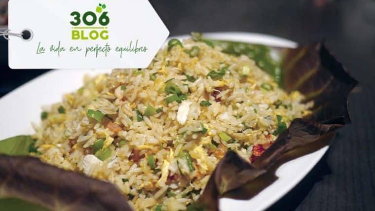 Receta: Arroz frito con La Choy