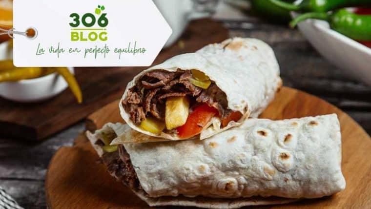 Receta: Burritos caseros