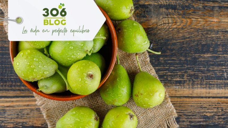 ¿Por qué debemos consumir peras todos los días?