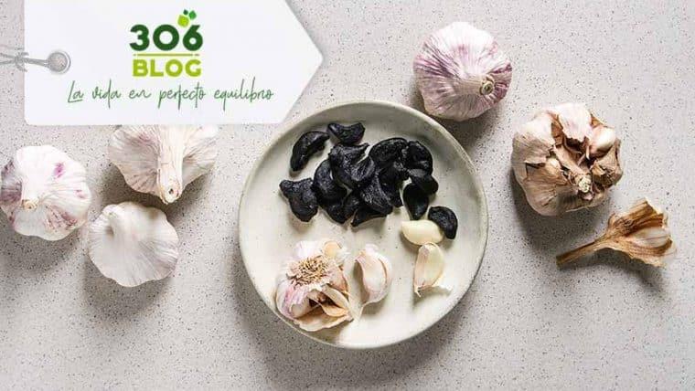Recetas: Fáciles rápidas y nutritivas con Ajo Negro
